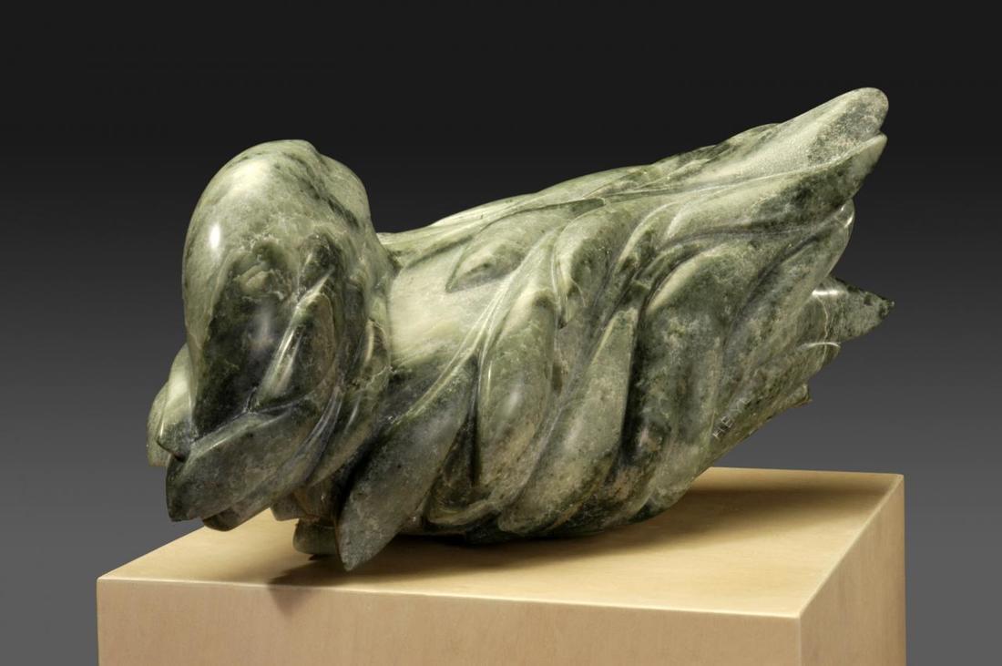 Stone subtractive sculpture svhs art